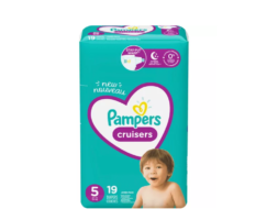 Pampers Cruisers Diapers Size 5