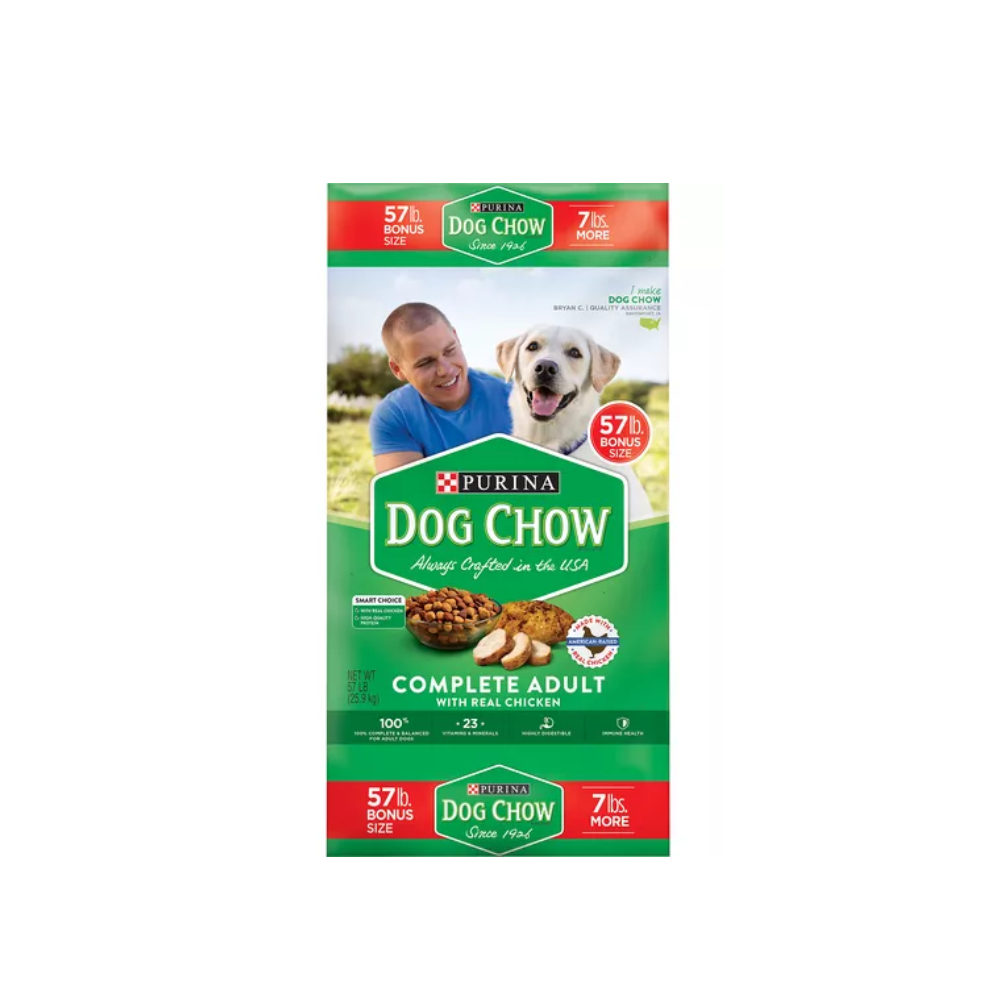 Purina Dog Chow Complete Adult-57lbs